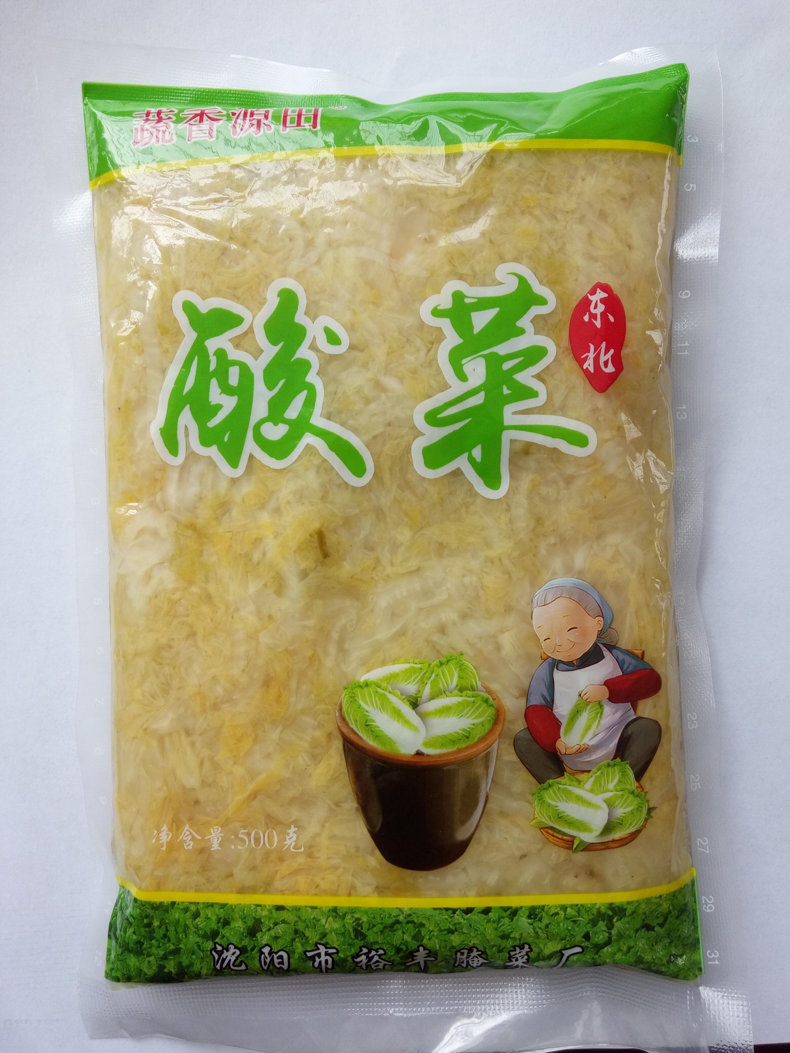 蔬香源田酸cai丝
